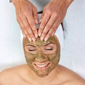 Green Peel Massage